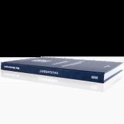 Hausarbeit drucken und binden mit der Premiumbindung Buchrücken