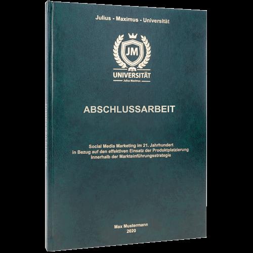 Informationen zur Standard-Hardcover-Bindung