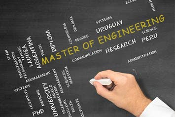 Master of Engineering (M. Eng.) Studium