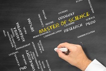 Master of Science (M.Sc.) - Aufbau, NC, Studiengänge