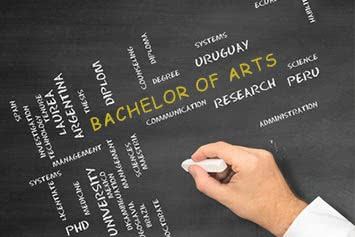 Bachelor of Arts (B. A.) Studium