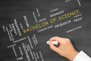 Bachelor of Science (B. Sc.) Studium und Abschluss