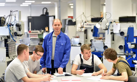 Maschinenbau-Studium – Bachelor of Engineering (B. Eng.)
