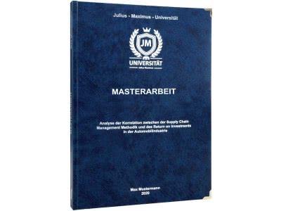 Masterarbeit-drucken-und-binden-lassen-im-Premium-Hardcover-dunkelblau