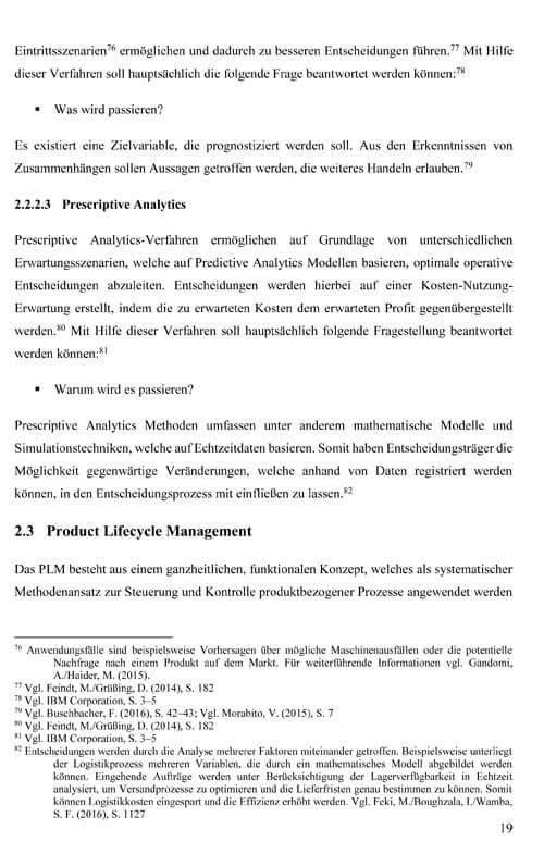 Originaldokument Tomasz Kragiel vor der Formalkorrektur der Masterarbeit