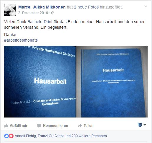 Kostenlos Drucken - Marcel Pohl