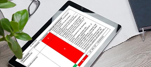 Format-Endcheck als letzte Korrektur der Bachelorarbeit oder Masterarbeit