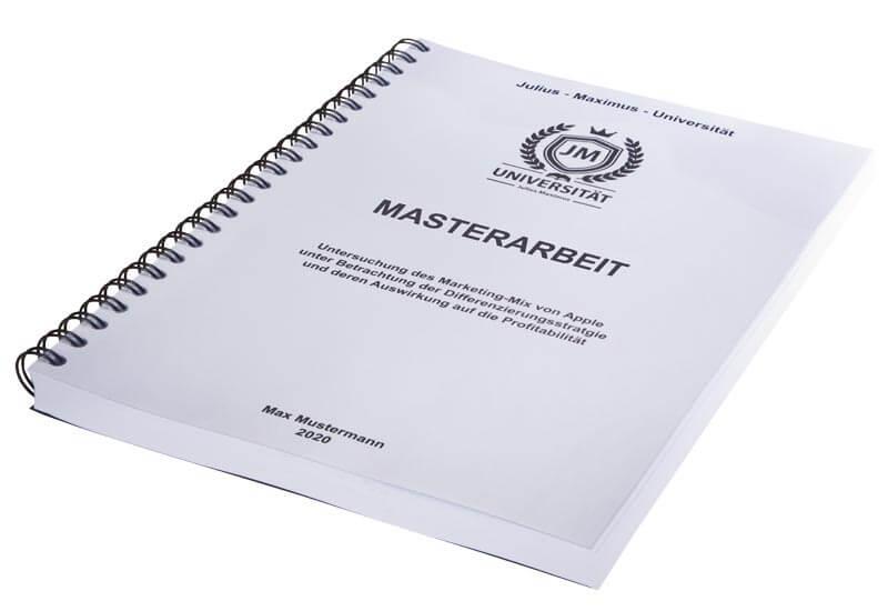 Masterarbeit Mit Note 10 Dein Leitfaden 2019