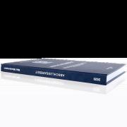 Abschlussarbeit drucken und binden mit der Premiumbindung Buchrücken