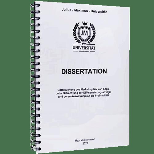 Dissertation journey roberts