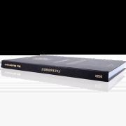 Facharbeit binden lassen im Standard Hardcover Buchrücken