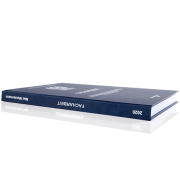 Facharbeit drucken und binden mit der Premiumbindung Buchrücken