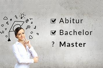 Das Masterstudium - Aufbau und Abschlüsse