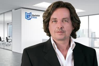 Lektorat & Korrekturlesen BachelorPrint - Leiter Jochen Wilhelm