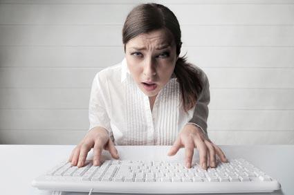 Schreibblockade lösen und überwinden bei Bachelorarbeit und Hausarbeit