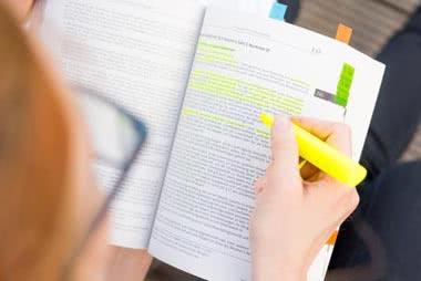 Die erlaubte Literaturangabe in der Dissertation