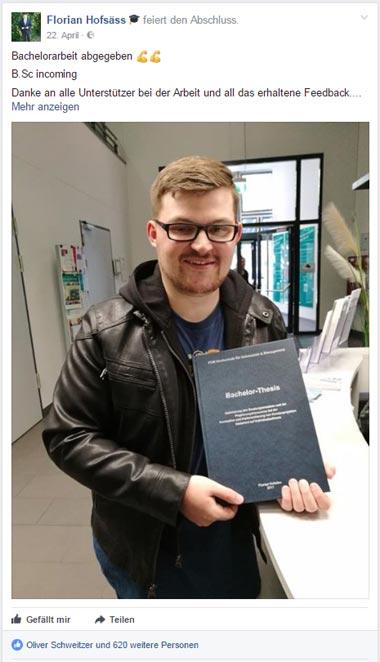 Kostenlos Drucken für Florian Hofsäss