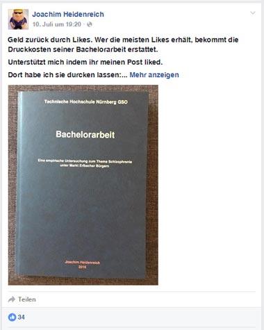 Kostenlos drucken für Joachim Heidenreich