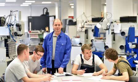 Maschinenbau-Studium mit Bachelor of Engineering (B. Eng.)
