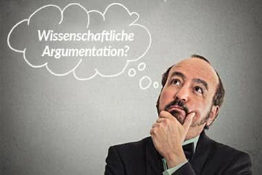 Wissenschaftliches Argumentieren in der Masterarbeit