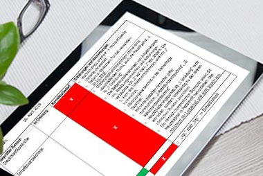 Format-Checks für die Projektarbeit