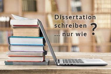 Tipps zum Dissertation schreiben
