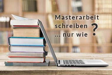 Tipps zum Masterarbeit schreiben