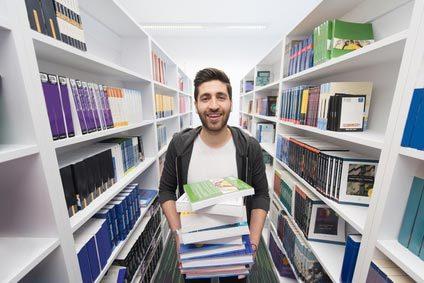 Literaturrecherche für die Dissertation