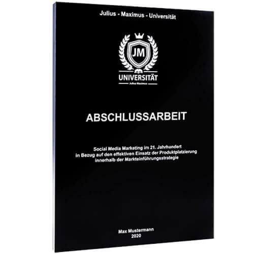 Abschlussarbeit binden Copyshop Friedrichshafen