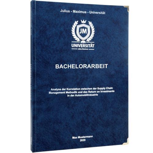Bachelorarbeit binden Copyshop Ravensburg