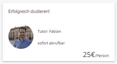 Online Kurse Studenten