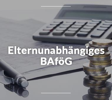 BAföG Leistungsnachweis elternunabhängigen BAföG