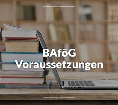 BAföG Amt Braunschweig BAföG Voraussetzungen