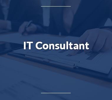 Bürokauffrau Bürokaufmann IT Consultant