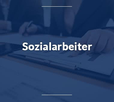 Entwicklungsingenieur Sozialarbeiter