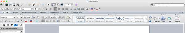 Formatvorlagen Word Mac