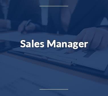 Front End Developer Sales Manager