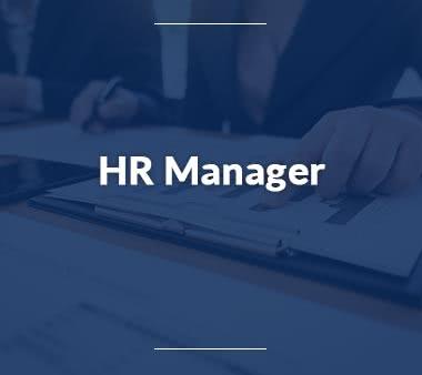 HR Manager Anwendungsentwickler
