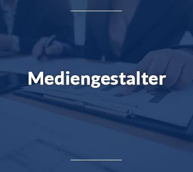 Rechtsanwaltsfachangestellte Mediengestalter
