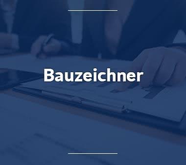 Technischer Zeichner Bauzeichner
