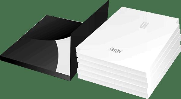 Skripte Drucken Binden Günstig Online Bestellen