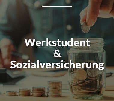 Werkstudentenjob Werkstudent-Sozialversicherung