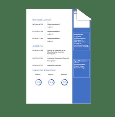Vorlagen Für Deine Bewerbung Bachelorprint