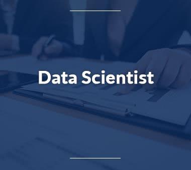 Systemadministrator Data-Scientist