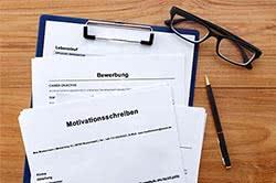 Bewerbung Lebenslauf schreiben Motivationsschreiben