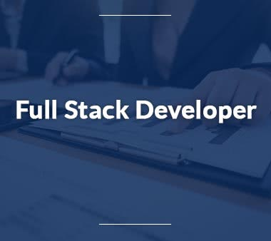 Full Stack Developer Jobs