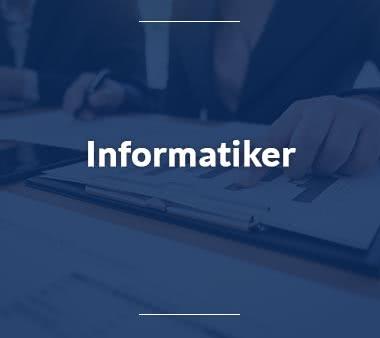 Informatiker Jobs