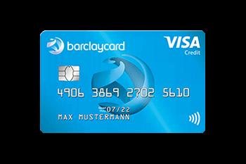 Kreditkarte Student barclaycard