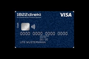 Kreditkarte Student 1822direkt