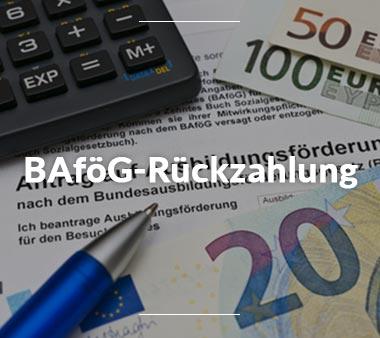 Master BAföG Rückzahlung BAföG